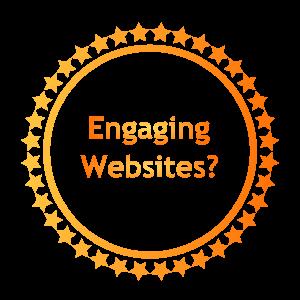 Engaging websites?
