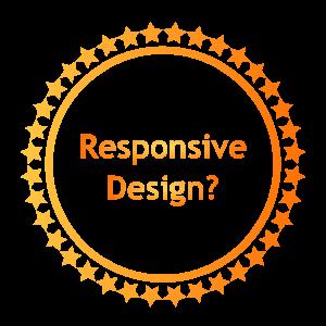 Responsive design?
